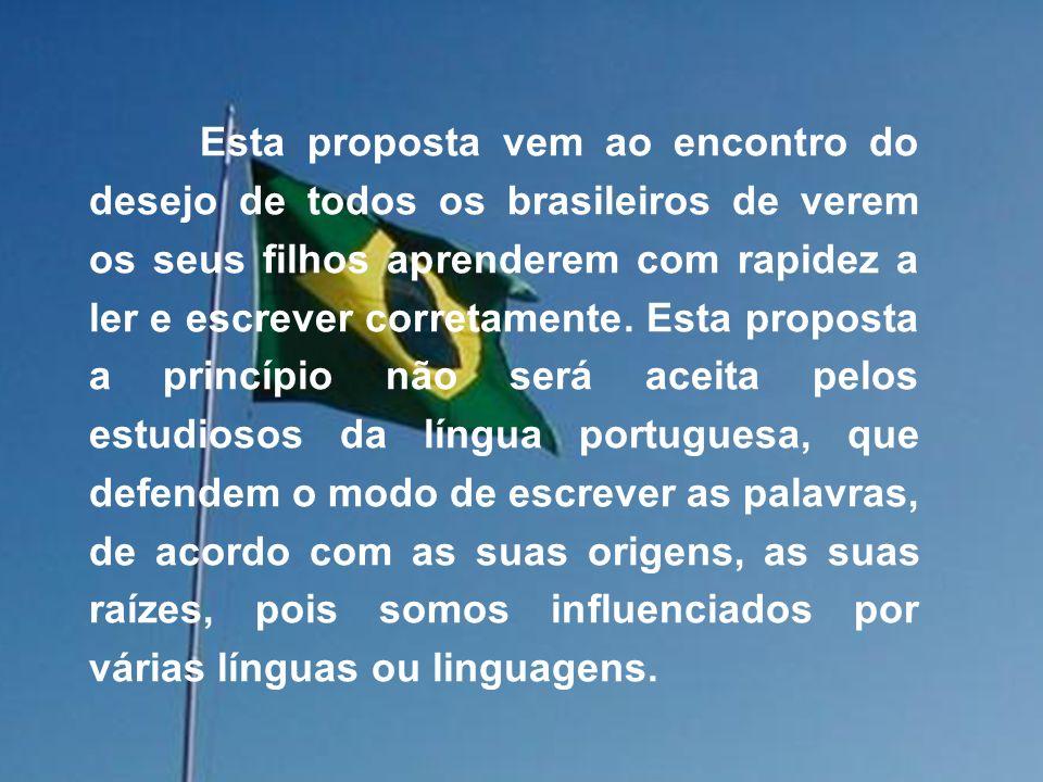 Temos visto através dos tempos, muitos governos tentarem de várias formas erradicar o analfabetismo no Brasil, com campanhas e programas como o antigo Mobral, gastando enormes verbas, além de movimentar centenas ou milhares de professores e voluntários.