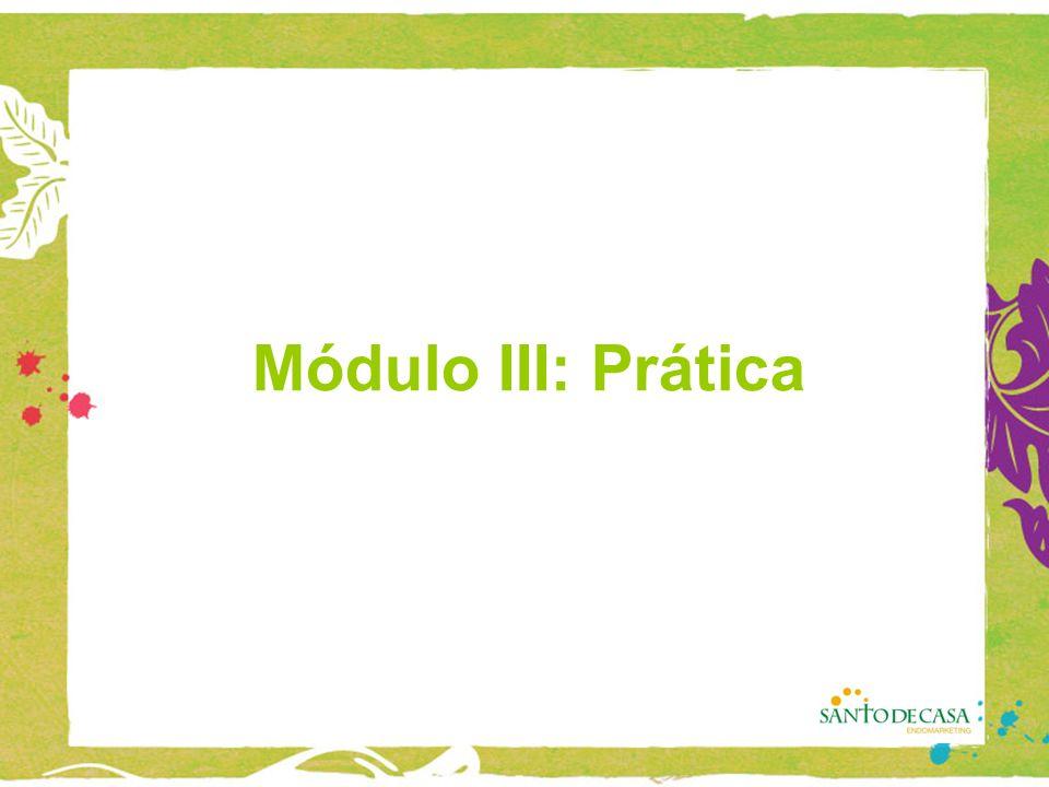Módulo III: Prática