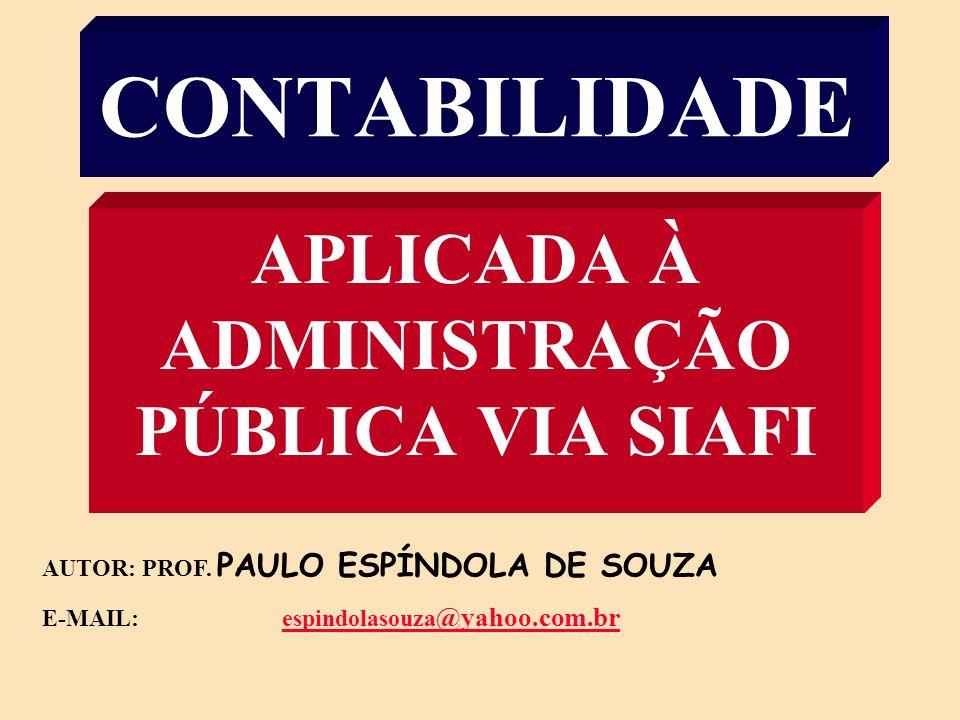 DESCENTRALIZAÇÃO FINANCEIRA COTA: DESCENTRALIZAÇÃO DE RECURSOS FINANCEIROS DA STN PARA O OSPF.
