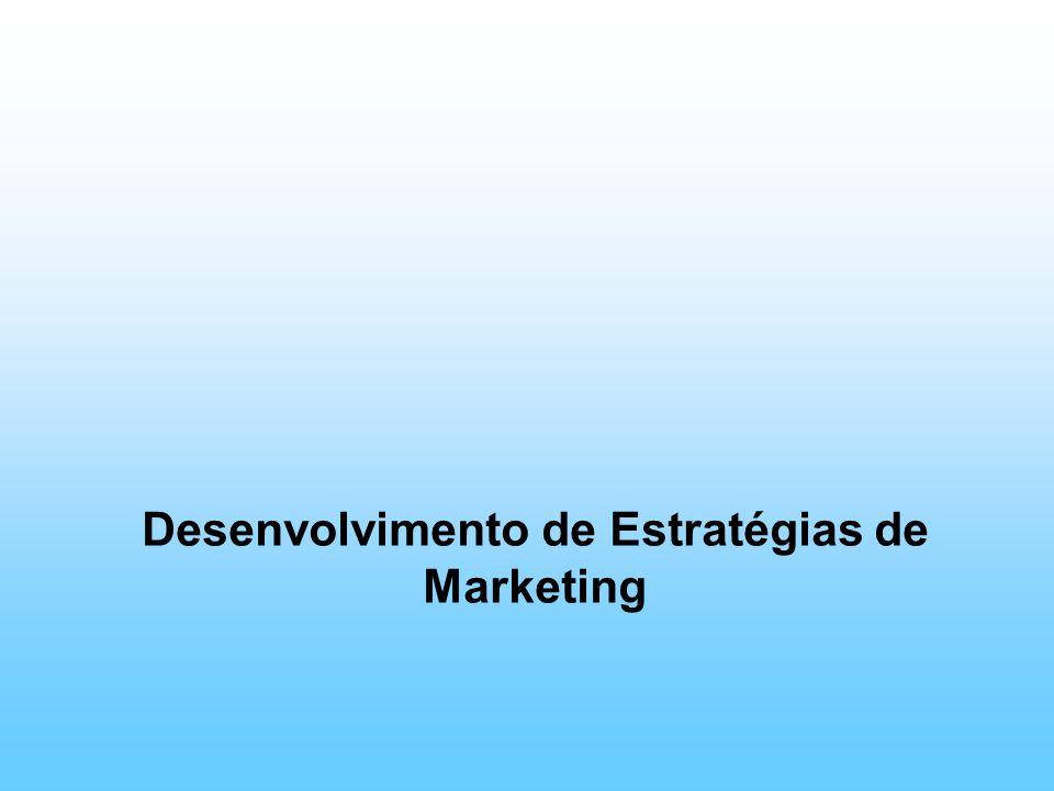 Desenvolvimento de Estratégias de Marketing