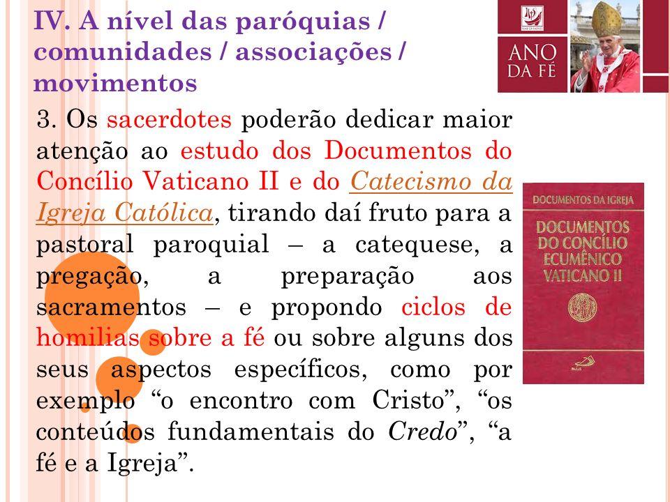 2. O Ano da Fé será uma ocasião propícia também para intensificar a celebração da fé na liturgia, particularmente na Eucaristia. Na Eucaristia, mistér