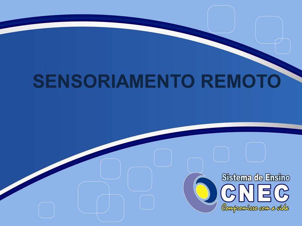 Sensoriamento Remoto O Sensoriamento Remoto pode ser entendido como um conjunto de atividades que permite a obtenção de informações de objetos que compõem a superfície terrestre sem a necessidade de contato direto com os mesmos.