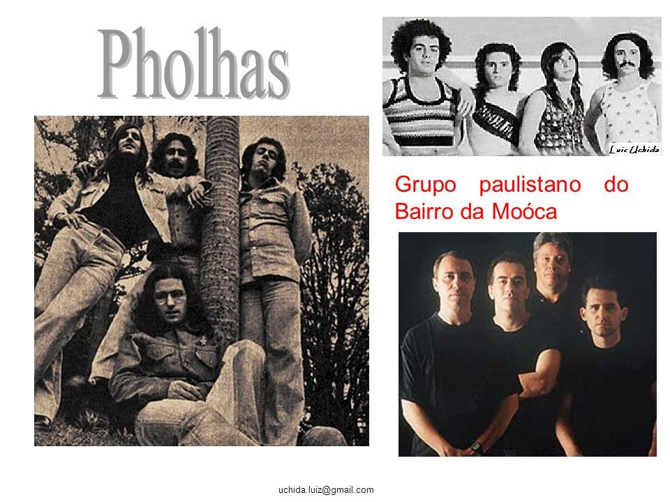uchida.luiz@gmail.com Em junho de 1968, na cidade de São Paulo, Helio Santisteban, Paulo Fernandes e Oswaldo Malagutti haviam acabado de sair da banda