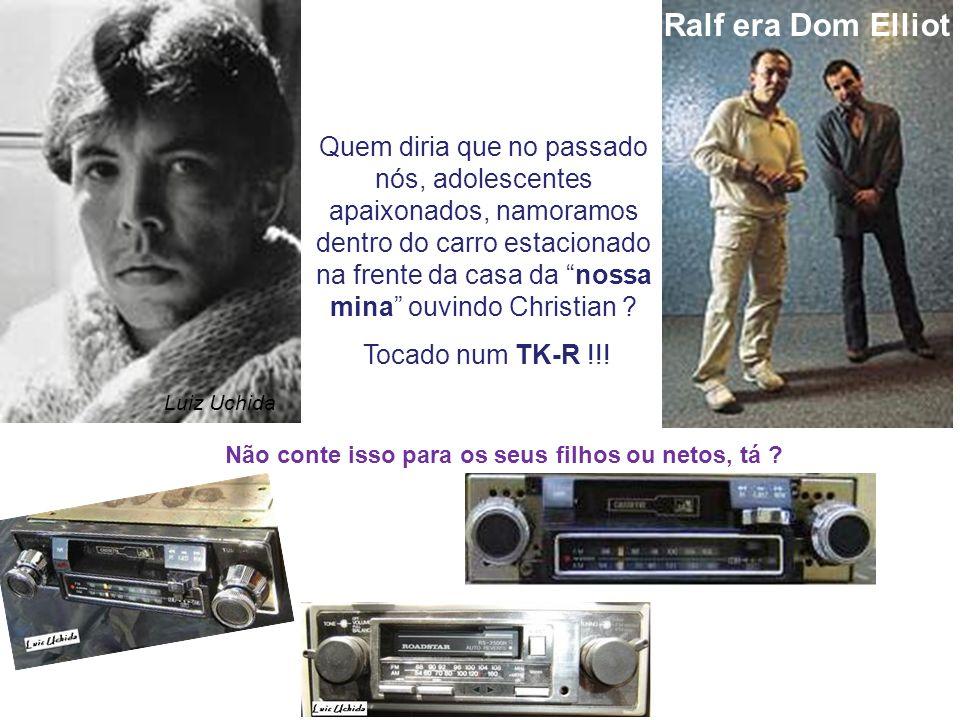 uchida.luiz@gmail.com Dont say goodbye Luiz Uchida Nós, os adolescentes da década de 70, éramos jovens transformadores. Víamos o mundo como uma coisa