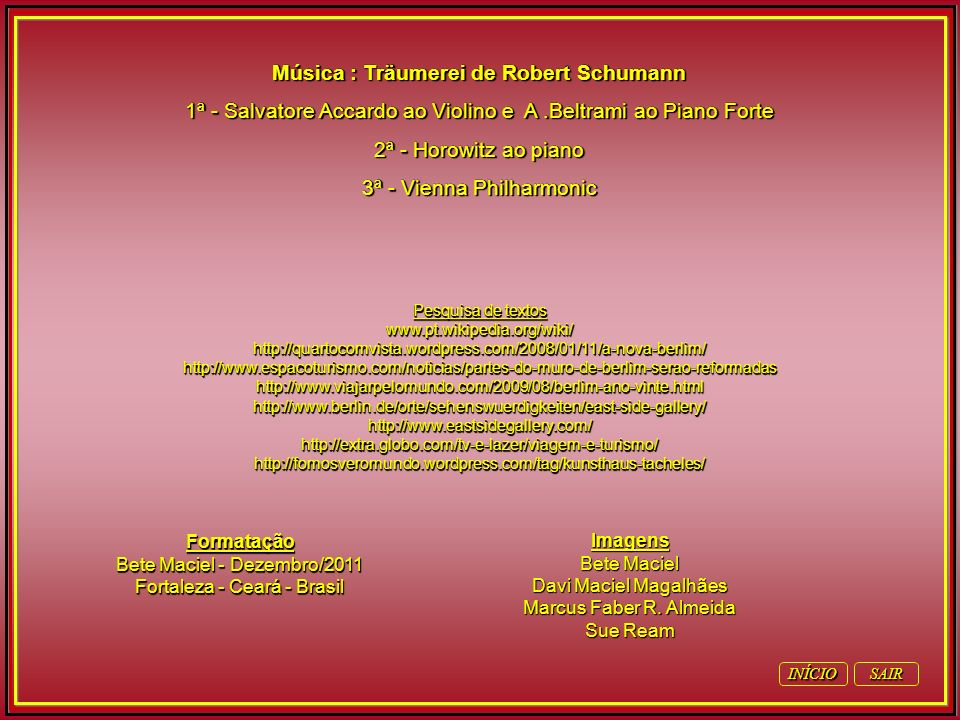 PRINCIPAIS UNIVERSIDADES DA ALEMANHA. Universität Humboldt Zu Berlim Universität Humboldt Zu Berlim Universität Humboldt Zu Berlim. Universität Munich