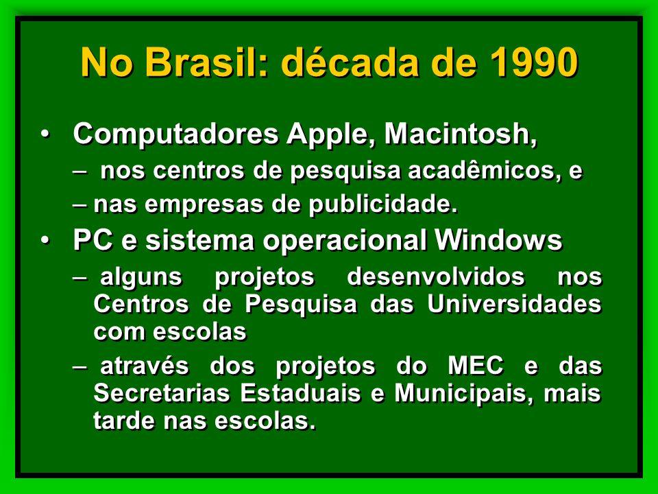 Quando chega a Multimídia no Brasil?