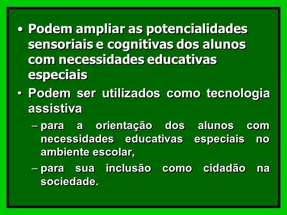 A Educação Especial pode receber boas contribuições da Multimídia?