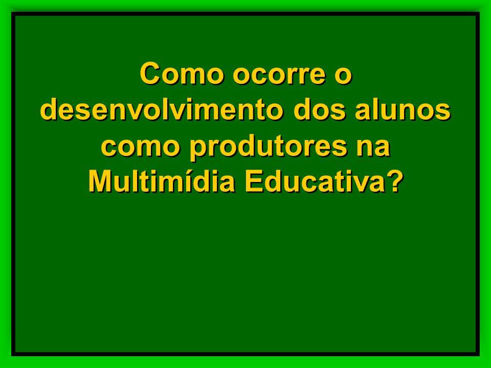 proficiência na leitura e na escrita de programas de Multimídia e conhecer as diferentes linguagens que eles veiculam a observação, o questionamento,
