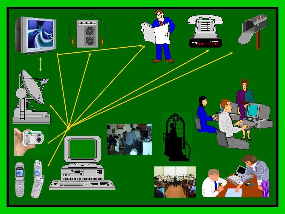 Pierre Lévy Relacionamentos entre interlocutores, mediatizados pelas TICs, num contexto dinâmico que provoca... redes de conexões, transformando a men