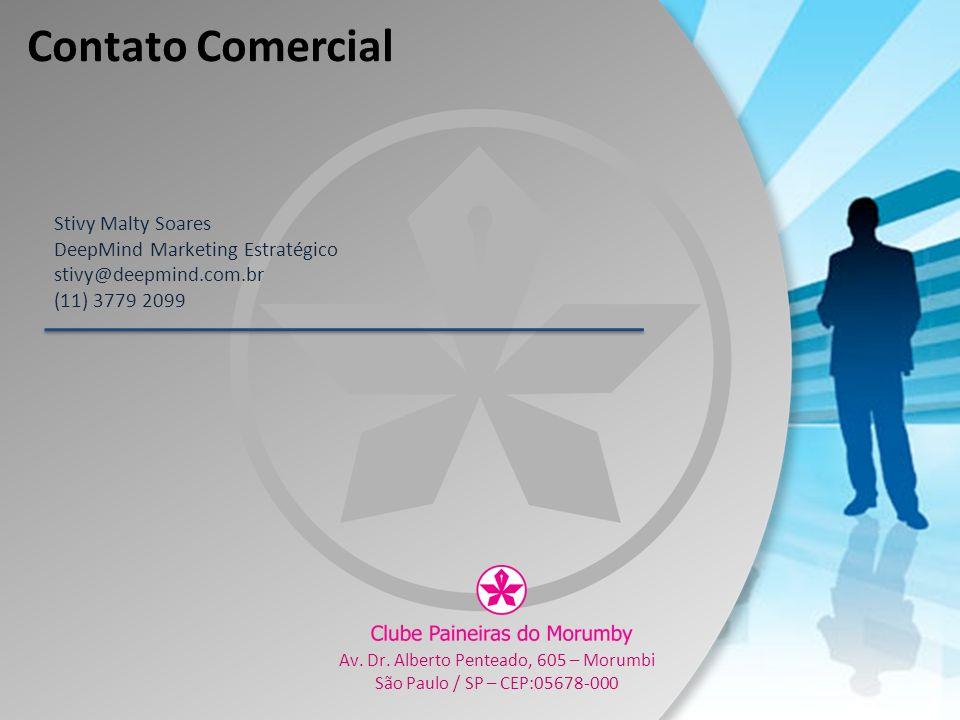 Av. Dr. Alberto Penteado, 605 – Morumbi São Paulo / SP – CEP:05678-000 Stivy Malty Soares DeepMind Marketing Estratégico stivy@deepmind.com.br (11) 37