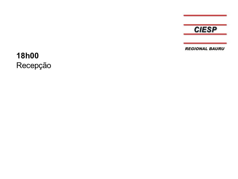 19h55 Agenda dos próximos Eventos 19 a 22/10 – Encontro de Empresários (Feira e Rodada de Negócios) CT Limp e Espaço Empreendedor – CIESP, SENAI, SEBRAE Local: Espaço Sagae Horário: Das 10h às 22h 28/10 – Visita às obras em reforma – ABCC Horário: 8h30 Local: Hospital Manoel de Abreu (R.