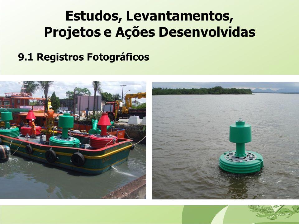 9.1 Registros Fotográficos Estudos, Levantamentos, Projetos e Ações Desenvolvidas