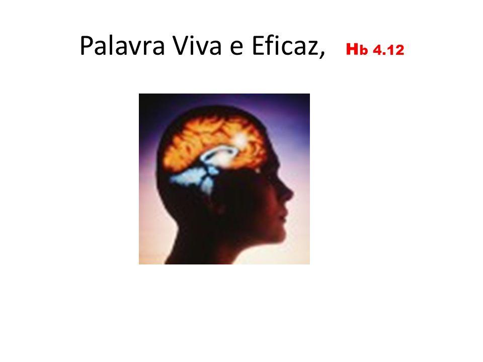 Palavra Viva e Eficaz, H b 4.12