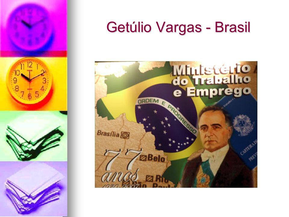 Getúlio Vargas - Brasil