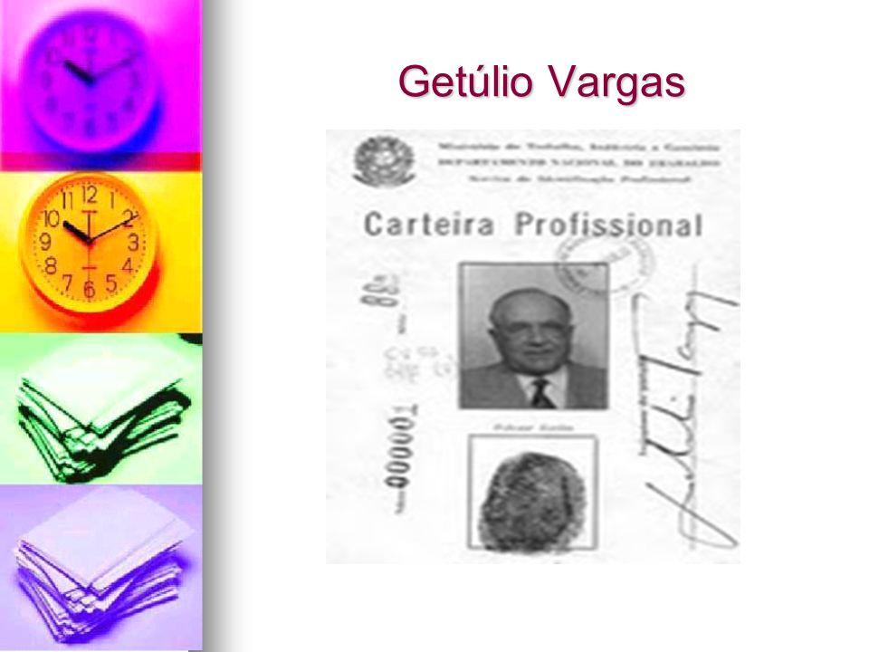 Getúlio Vargas Getúlio Vargas