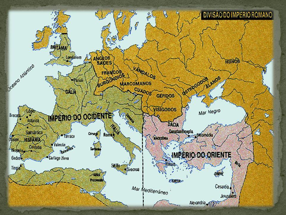 Em cada campo: Econômico – unidade familiar Político – unidade européia em torno do imperador Religioso – unidade espiritual em torno do Papa
