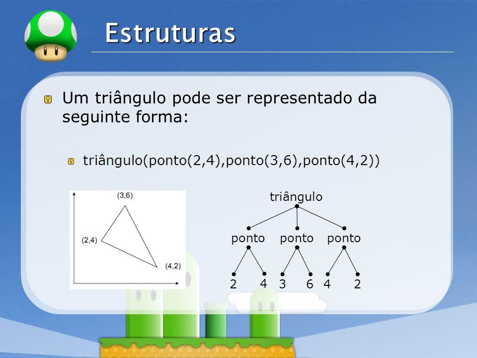 LOGO Exemplo: Macaco e as Bananas move( estado(no_centro, acima_caixa, no_centro, não_tem), pegar_banana, estado(no_centro, acima_caixa, no_centro,tem) ).