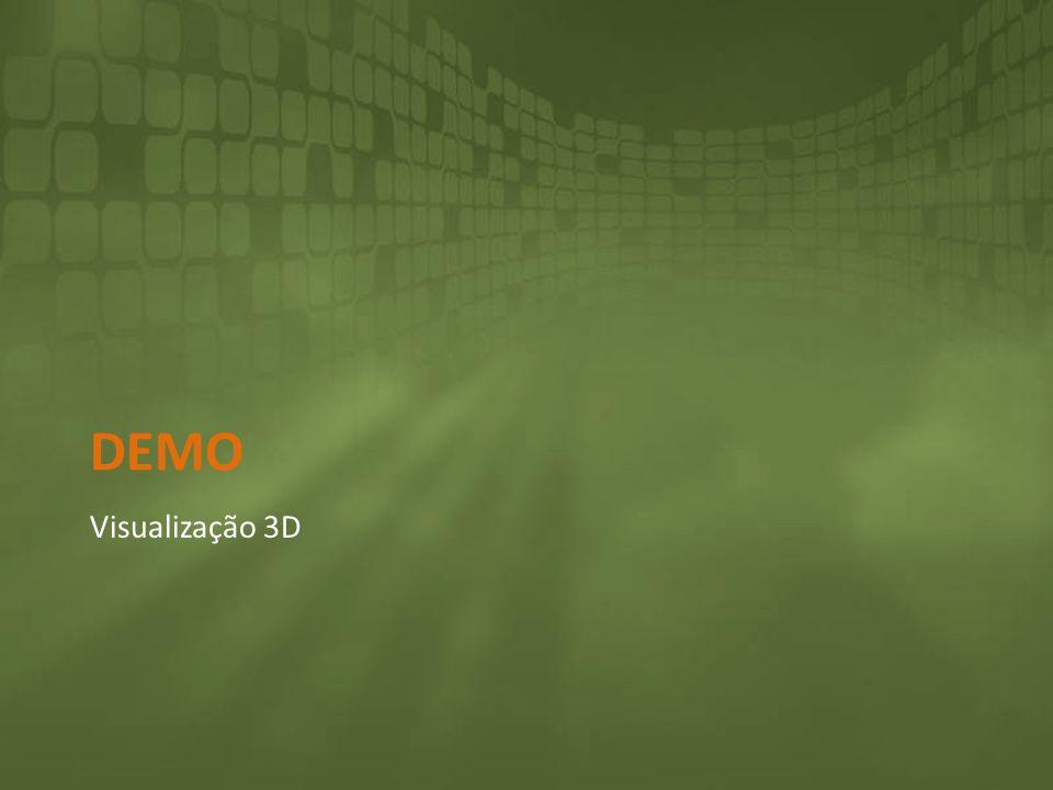 DEMO Visualização 3D