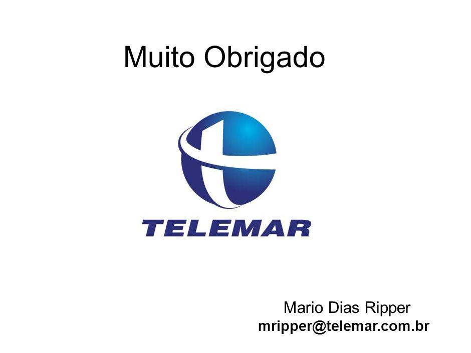 Mario Dias Ripper mripper@telemar.com.br Muito Obrigado