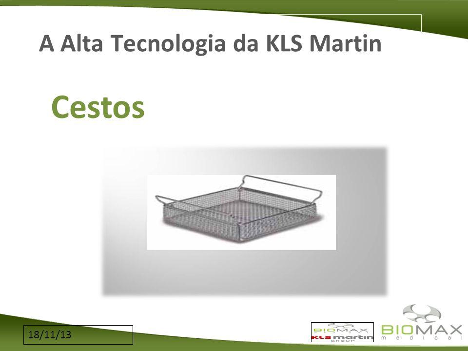 18/11/13 A Alta Tecnologia da KLS Martin Cestos