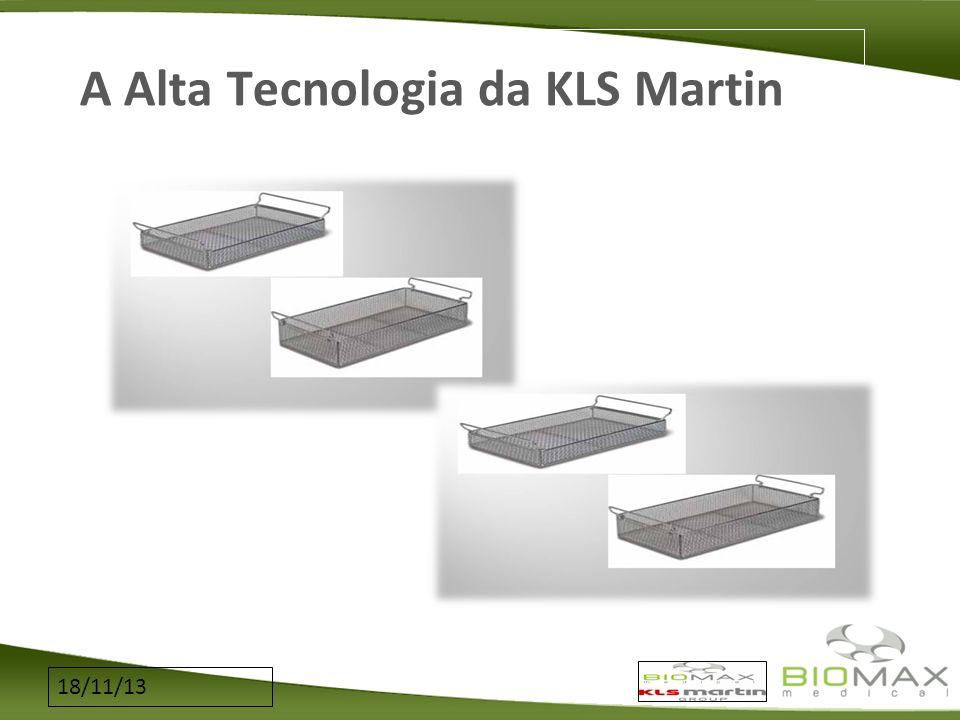 18/11/13 A Alta Tecnologia da KLS Martin