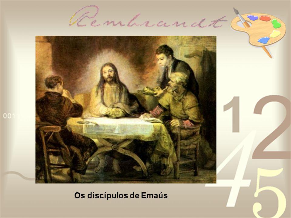 Os discípulos de Emaús