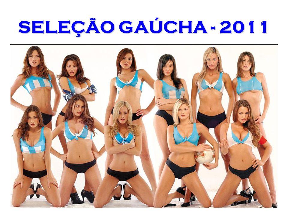 SELEÇÃO GAÚCHA - 2011