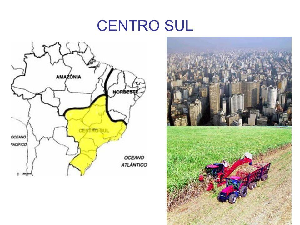 Divisões regionais do Brasil Geográfica – baseada em critérios naturais (clima, relevo, hidrografia e vegetação) – Sul, Sudeste, Nordeste, Norte e Centro Oeste.