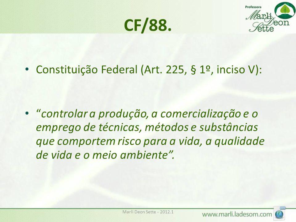 CF/88.Constituição Federal (Art.