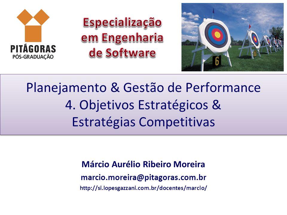 Planejamento & Gestão de Performance 4.