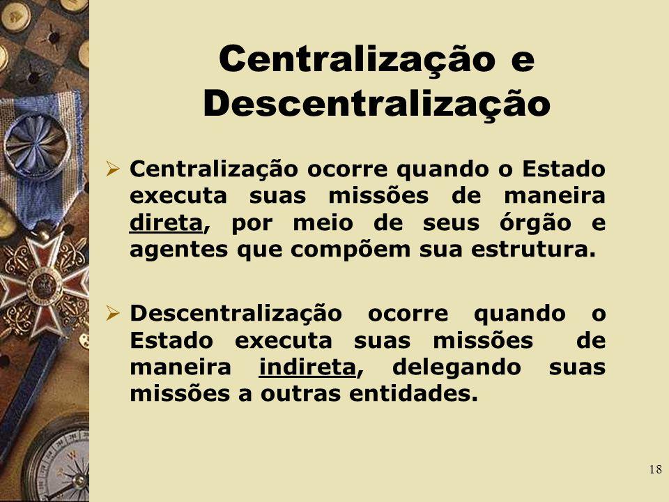 ADMINISTRAÇÃO PÚBLICA DIRETA E INDIRETA 17