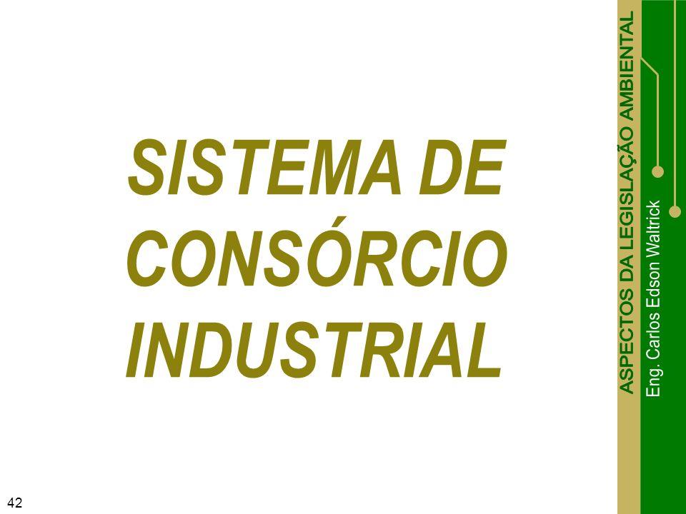 42 SISTEMA DE CONSÓRCIO INDUSTRIAL