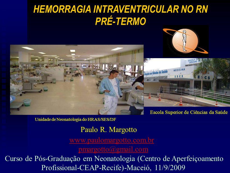 www.paulomargotto.com.br pmargotto@gmail.com Curso de Pós-Graduação em Neonatologia (Centro de Aperfeiçoamento Profissional-CEAP-Recife)-Maceió, 11/9/