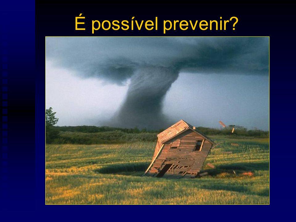 É possível prevenir?