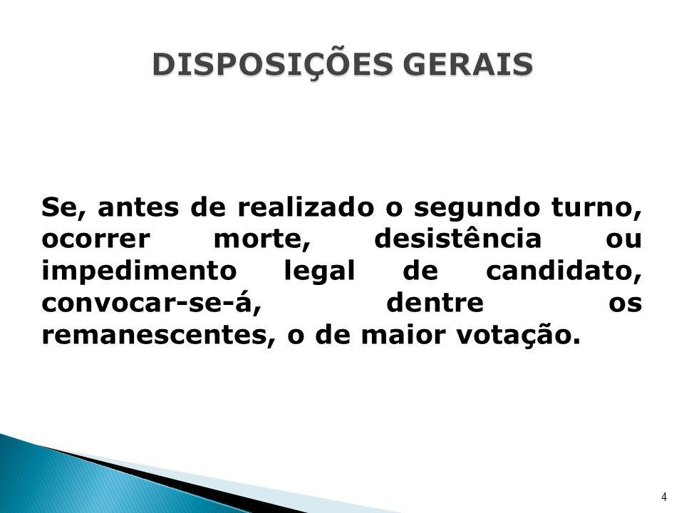 A escolha dos candidatos pelos partidos e a deliberação sobre coligações deverão ser feitas no período de 10 a 30 de junho do ano em que se realizarem as eleições, lavrando-se a respectiva ata em livro aberto e rubricado pela Justiça Eleitoral.