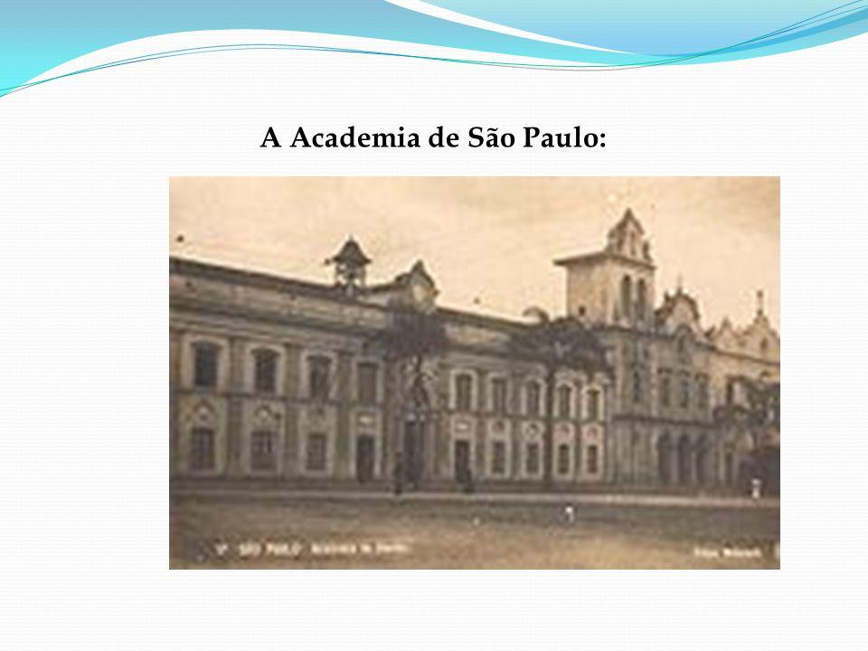 A Academia de São Paulo: