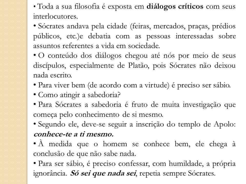 QUESTÃO 02 Após uma leitura atenta do fragmento do diálogo Fedro, pode-se perceber que Sócrates combate, fundamentalmente, o argumento dos mestres sofistas, segundo o qual, para fazer bons discursos, é preciso (A) evitar a arte retórica.