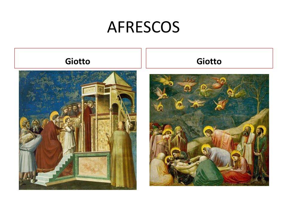 AFRESCOS Giotto
