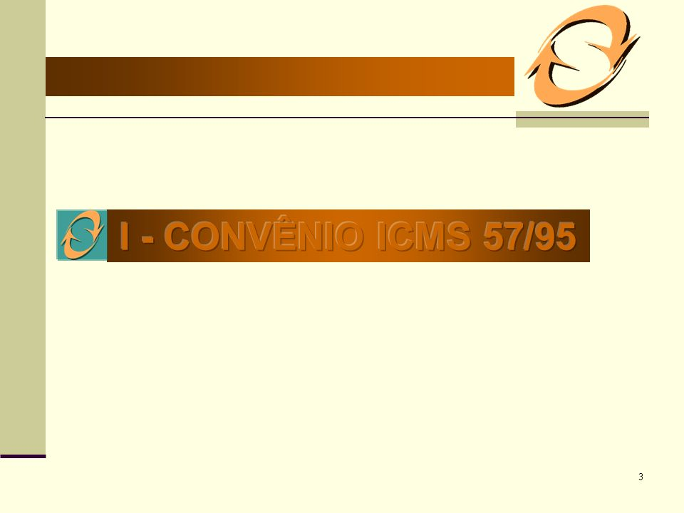 4 DEFINIÇÃO I - CONVÊNIO 57/95 I - CONVÊNIO 57/95 Define quem é considerado contribuinte usuário de SISTEMA DE PROCESSAMENTO ELETRÔNICO DE DADOS - PED; Define quem é considerado contribuinte usuário de SISTEMA DE PROCESSAMENTO ELETRÔNICO DE DADOS - PED; Disciplina as obrigações a serem cumpridas por estes contribuintes; Disciplina as obrigações a serem cumpridas por estes contribuintes; Estabelece padrão (layout) de arquivo magnético para entrega ao Fisco - Manual de Orientação anexo ao Convênio.