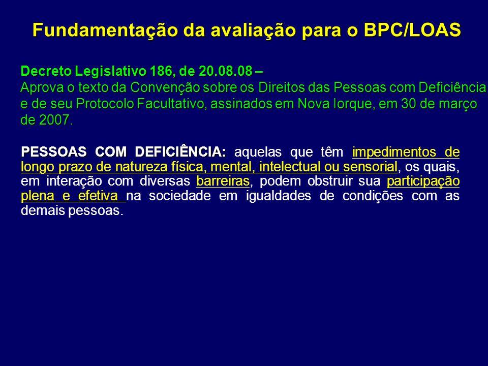 Decreto Legislativo 186, de 20.08.08 – Aprova o texto da Convenção sobre os Direitos das Pessoas com Deficiência e de seu Protocolo Facultativo, assin