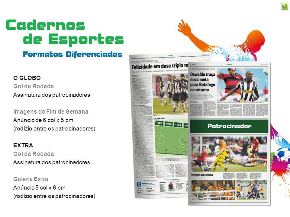 Editorial de Esportes: Tabela de jogos e de classificação Link para matérias, galeria de fotos e comentários.