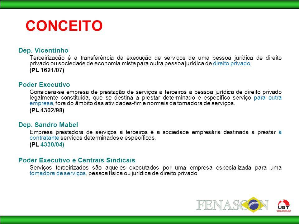 CONCEITO Dep.