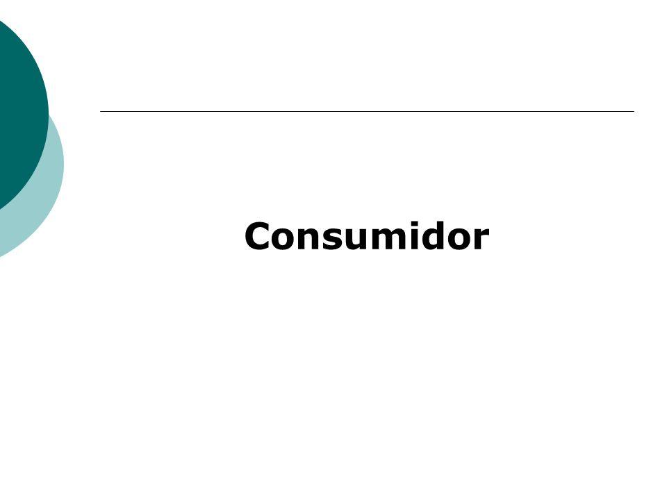 Consumidor