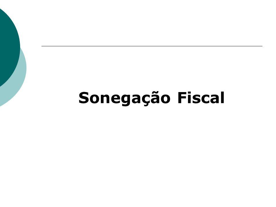 Transferência de bens Penal – Crime de sonegação fiscal – Lei 8.137, art.