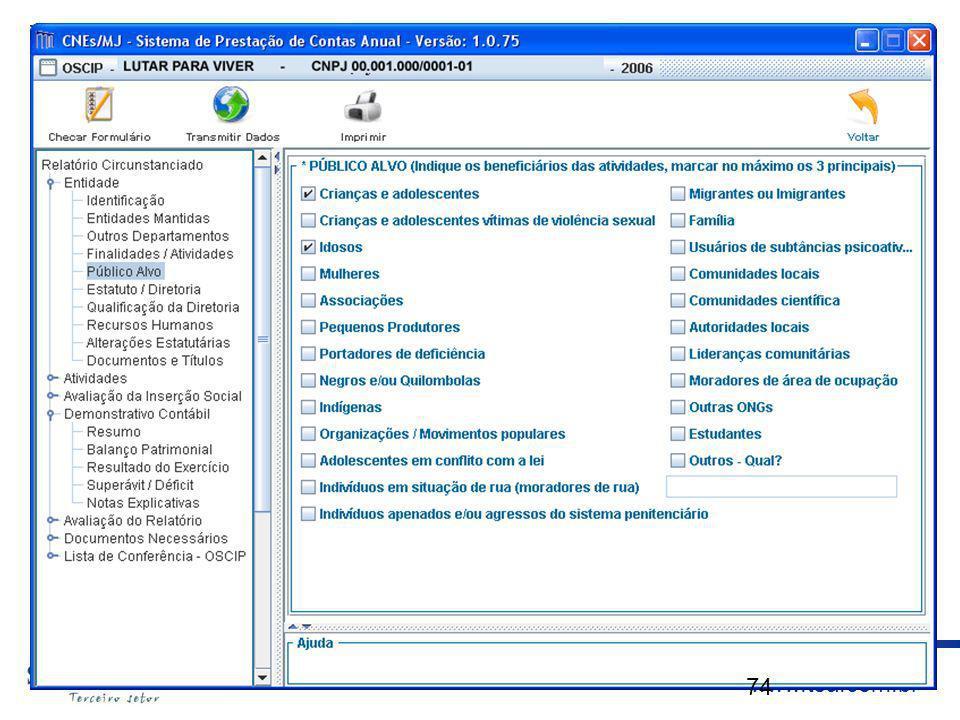 www.tsa.com.br 74