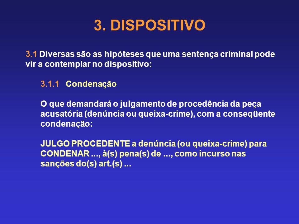 3. DISPOSITIVO