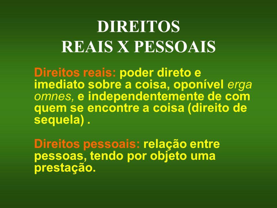 SISTEMAS REGISTRAIS DO BRASIL Até agora analisado o sistema comum (regra), mas existem outras modalidades convivendo em nosso país.