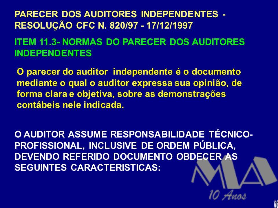 O presente roteiro destina-se a servir de memória ao auditor para considerar como concluído o trabalho de campo e consequentemente emissão do parecer,