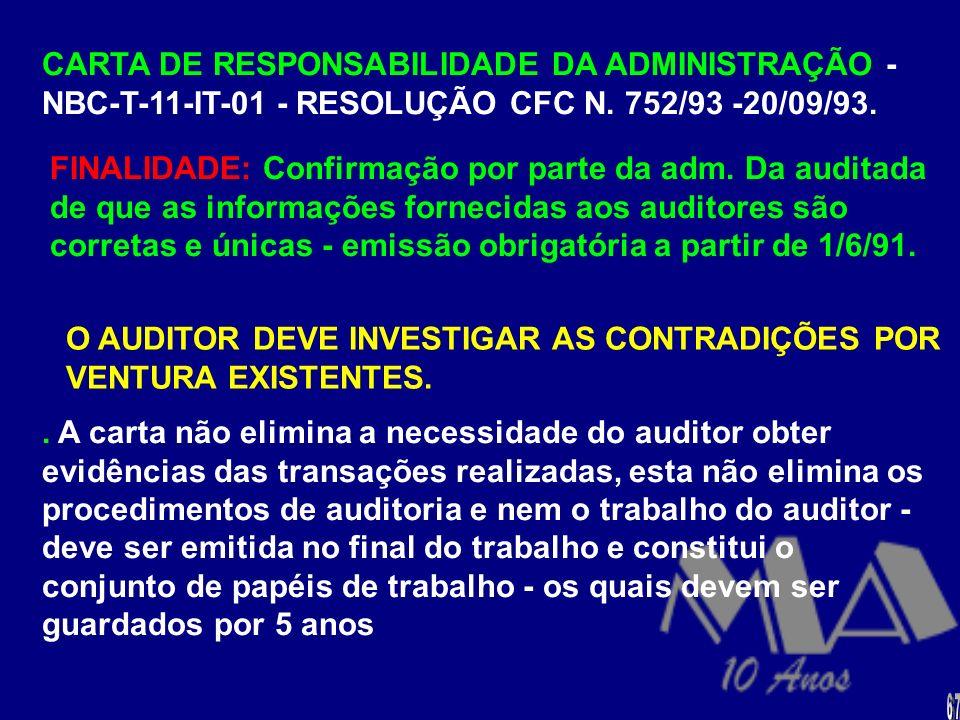 MODELO DE PARECER PARECER DOS AUDITORES INDEPENDENTES DESTINATÁRIO (1) EXAMINAMOS OS BALANÇOS PATRIMONIAIS DA EMPRESA ABC, LEVA TADOS EM 31 DE DEZEMBR