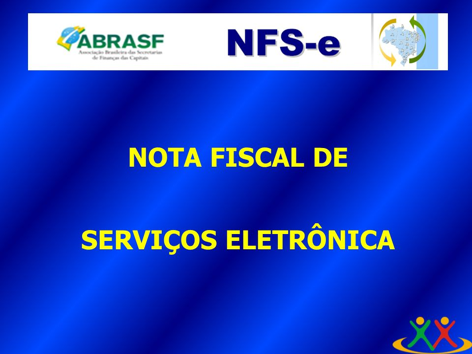 NOTA FISCAL DE SERVIÇOS ELETRÔNICA A